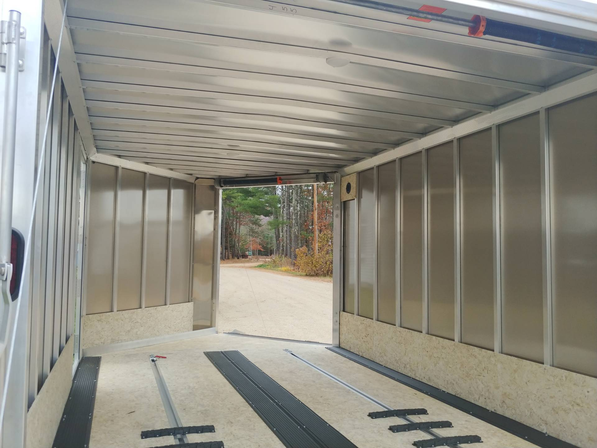 2020 ALCOM Enclosed Snow Box Trailer in Center Conway, New Hampshire - Photo 8