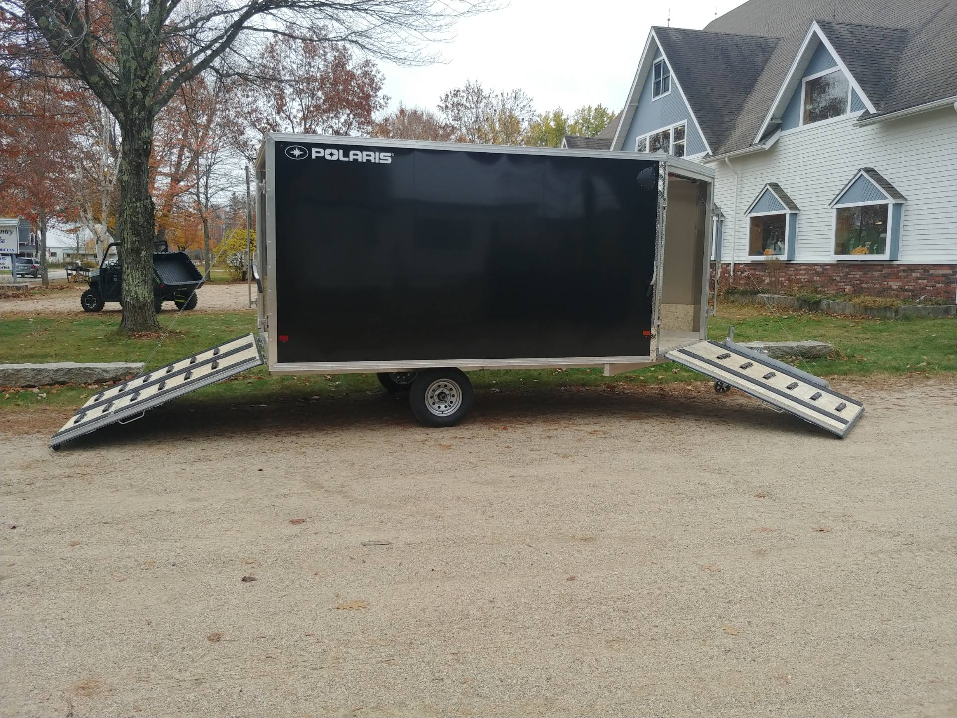 2020 ALCOM Enclosed Snow Box Trailer in Center Conway, New Hampshire - Photo 9