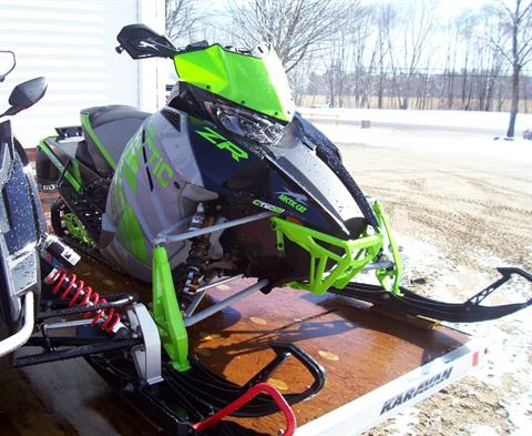 2018 Arctic Cat ZR 8000 RR 137
