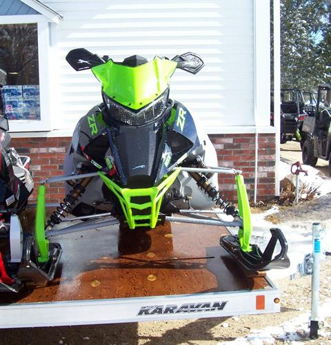 "2018 Arctic Cat ZR 8000 RR 137"" E/S in Center Conway, New Hampshire"