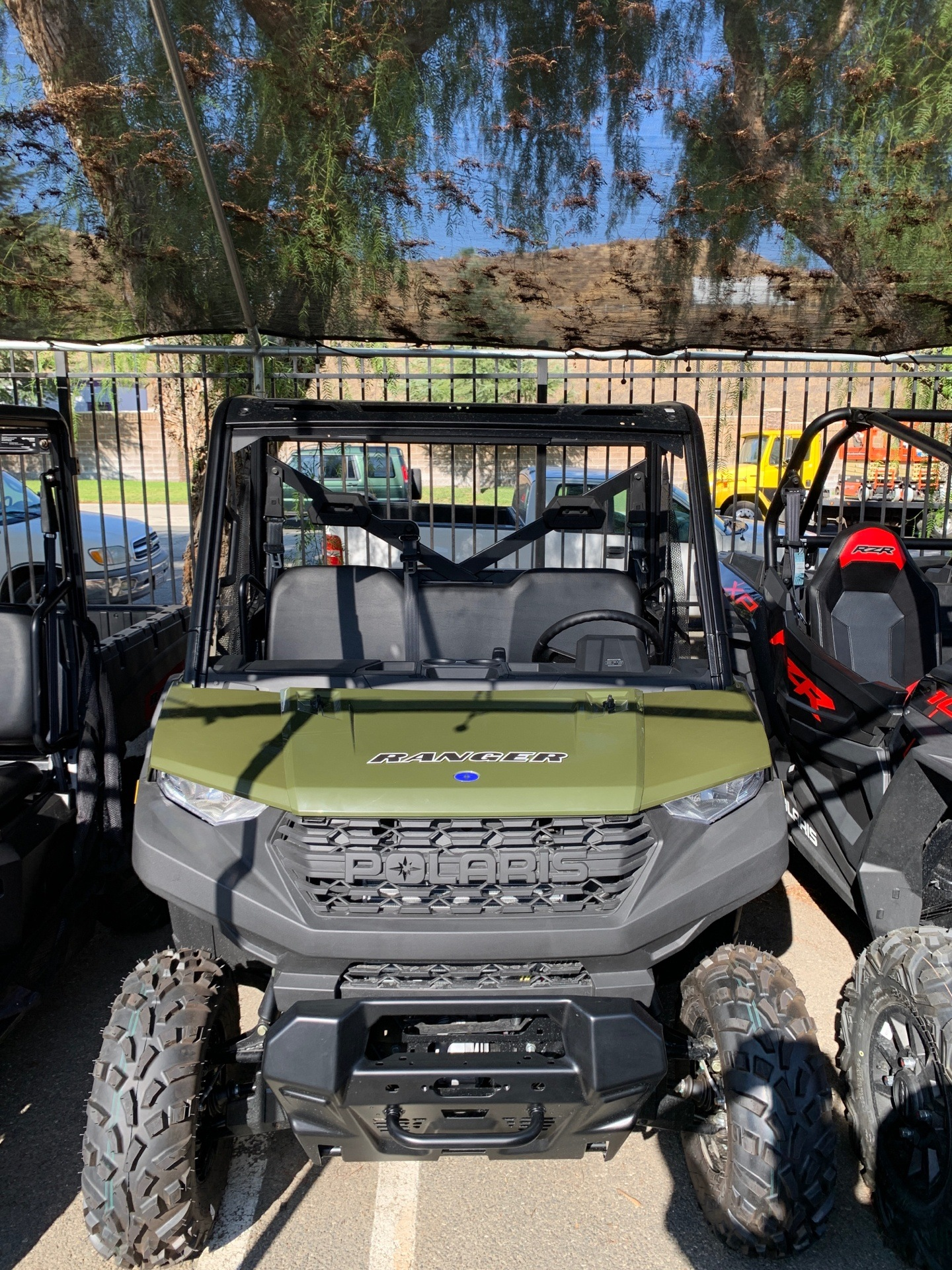 2020 Polaris Ranger 1000 EPS in Castaic, California - Photo 1