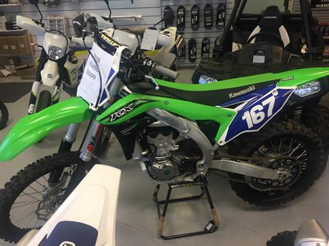 2016 Kawasaki KX 450 in Castaic, California