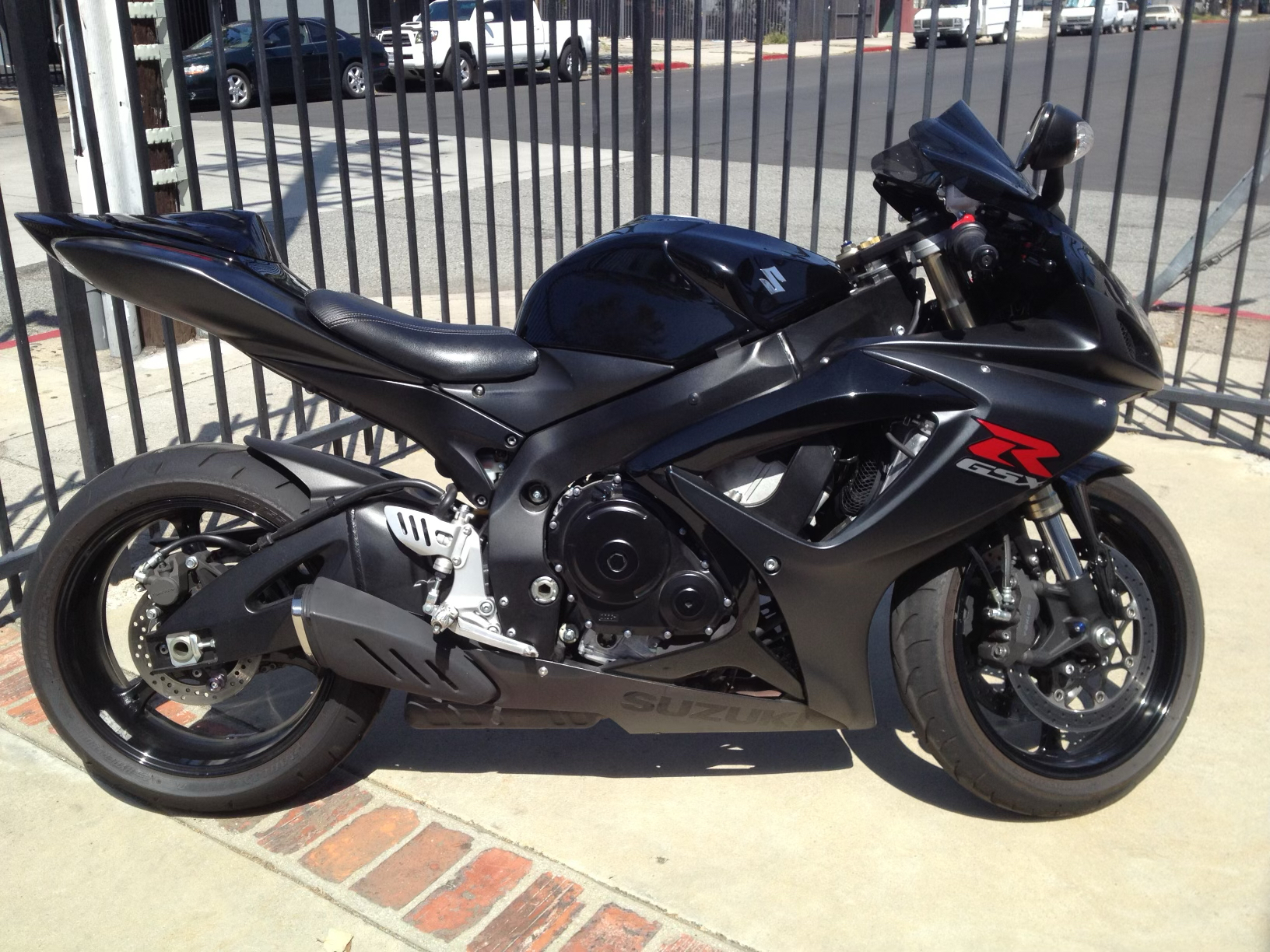 2007 Suzuki GSX-R600™ in Castaic, California - Photo 1
