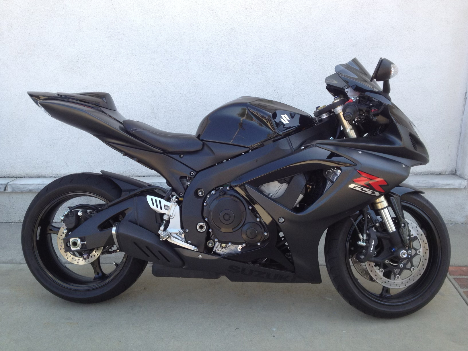 2007 Suzuki GSX-R600™ in Castaic, California - Photo 2