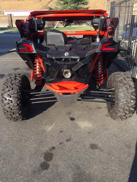 2018 Can-Am Maverick X3 X rs Turbo R in Castaic, California