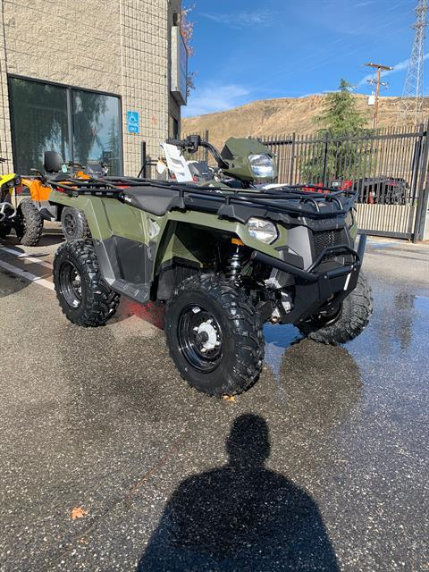 2020 Polaris Sportsman 450 H.O. Utility Package in Castaic, California - Photo 2