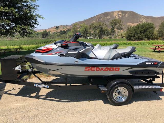 2018 Sea-Doo RXT-X 300 IBR Incl. Sound System for sale 3607