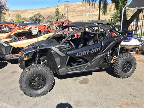 2017 Can-Am Maverick X3 X rs Turbo R in Castaic, California