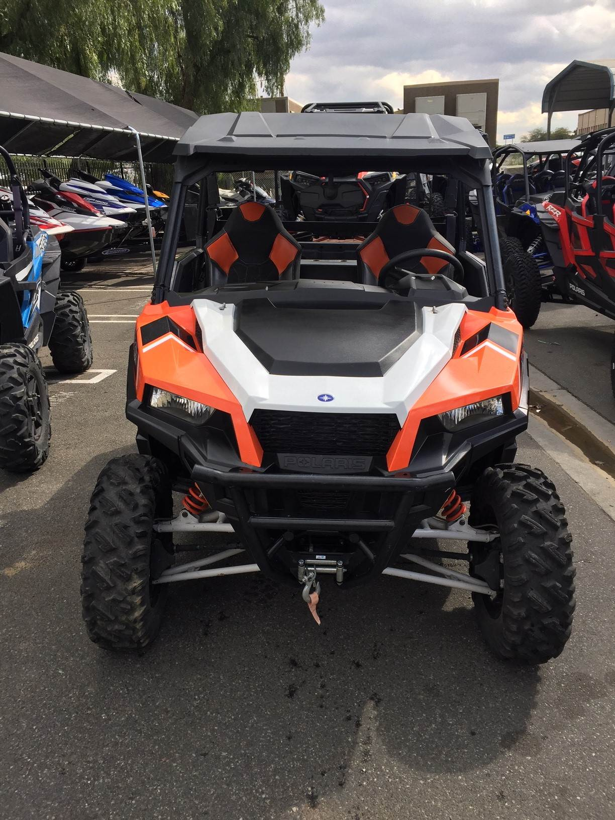 2016 Polaris General 1000 EPS Deluxe 4