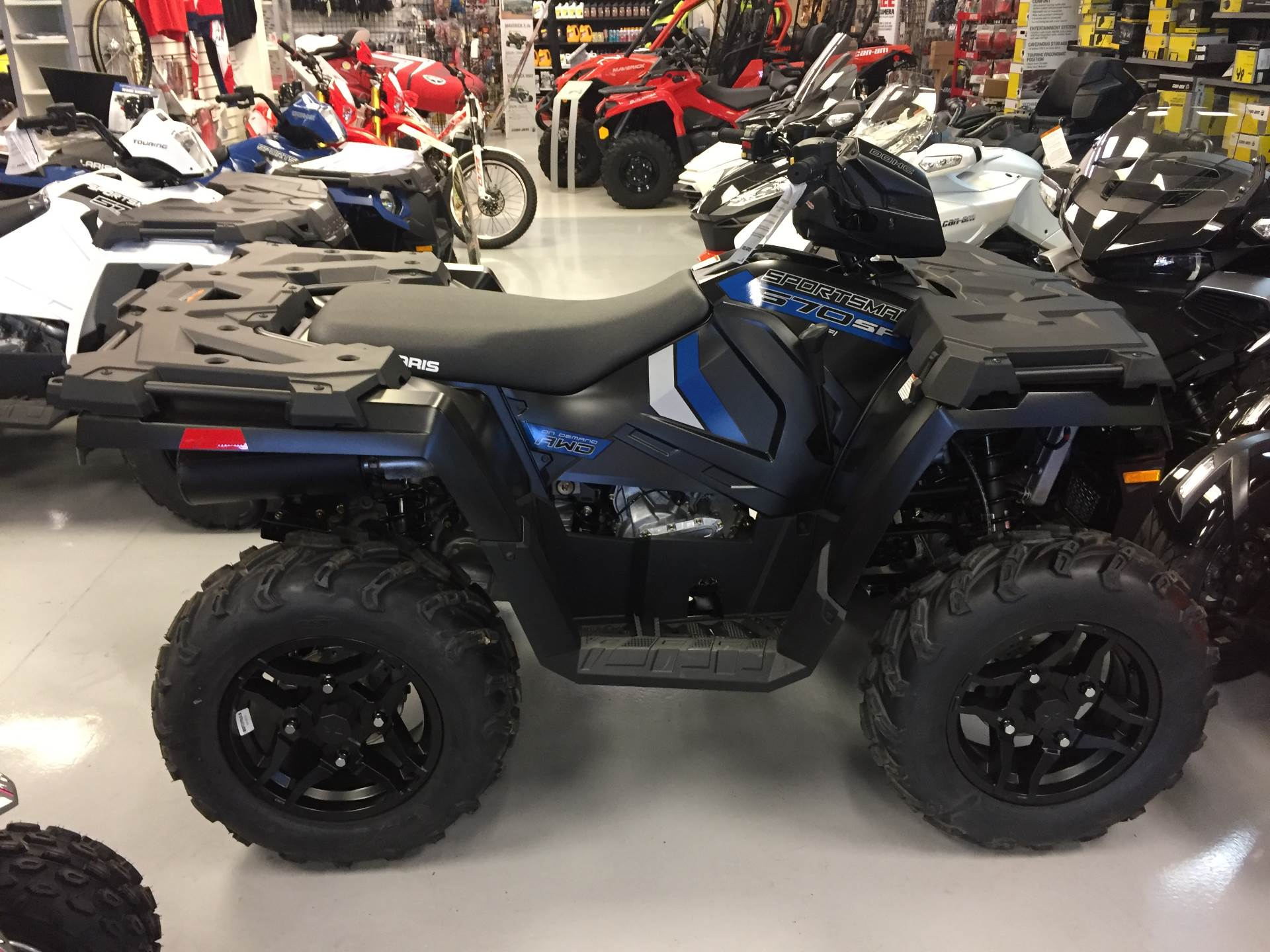 2017 Polaris Sportsman 570 SP in Castaic, California