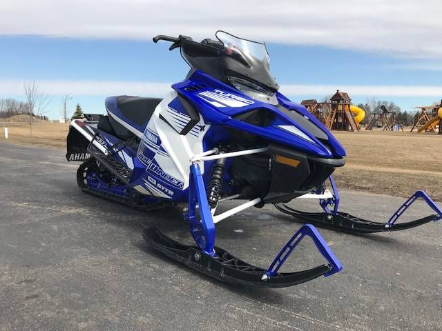 2017 Yamaha Sidewinder L-TX SE in Appleton, Wisconsin - Photo 3