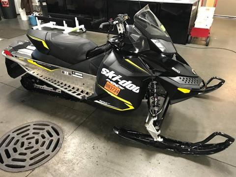 2016 Ski-Doo MX Z Sport Carb 600 E.S. in Appleton, Wisconsin