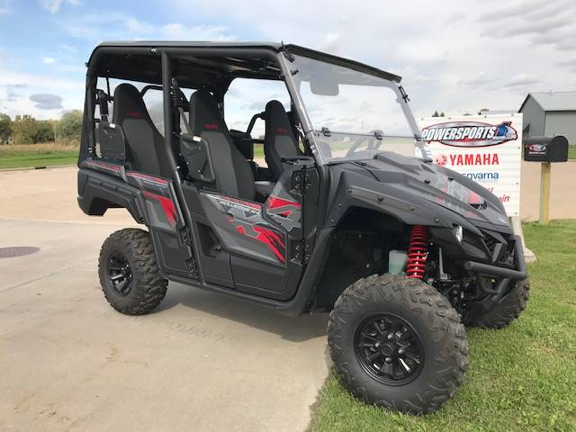 2019 Yamaha Wolverine X4 SE in Appleton, Wisconsin - Photo 1