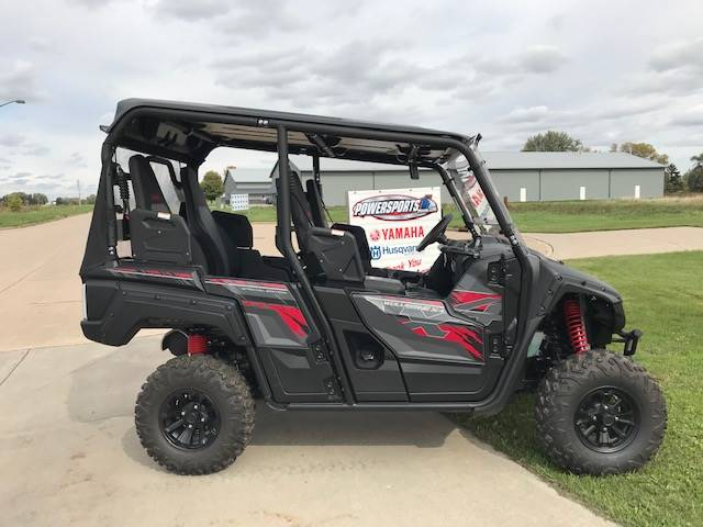 2019 Yamaha Wolverine X4 SE in Appleton, Wisconsin - Photo 5
