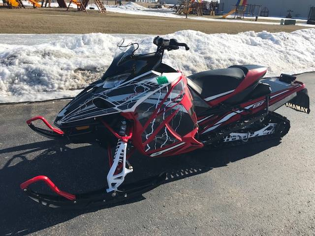 2017 Yamaha Sidewinder L-TX LE in Appleton, Wisconsin - Photo 3