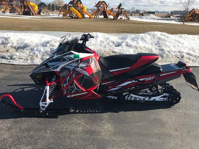 2017 Yamaha Sidewinder L-TX LE in Appleton, Wisconsin - Photo 2