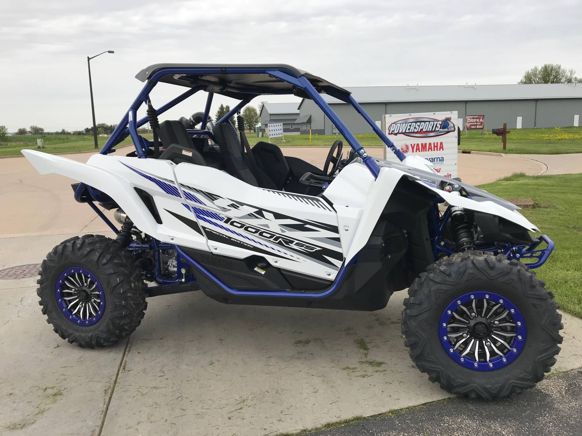 2019 Yamaha YXZ1000R SS SE TURBO in Appleton, Wisconsin - Photo 1