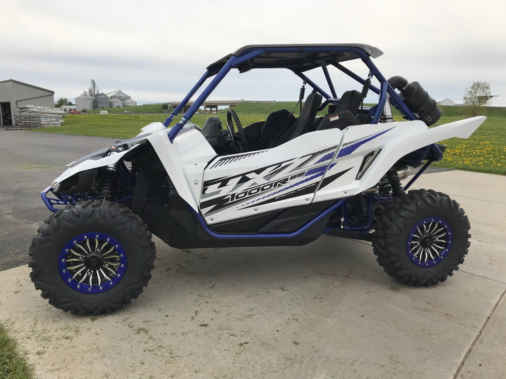 2019 Yamaha YXZ1000R SS SE TURBO in Appleton, Wisconsin - Photo 3