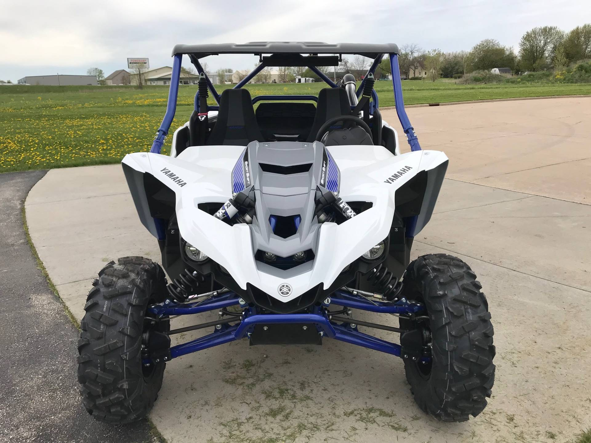 2019 Yamaha YXZ1000R SS SE TURBO in Appleton, Wisconsin - Photo 5
