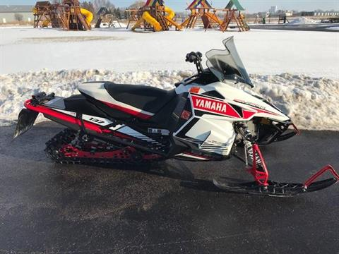 2016 Yamaha SRViper L-TX LE in Appleton, Wisconsin