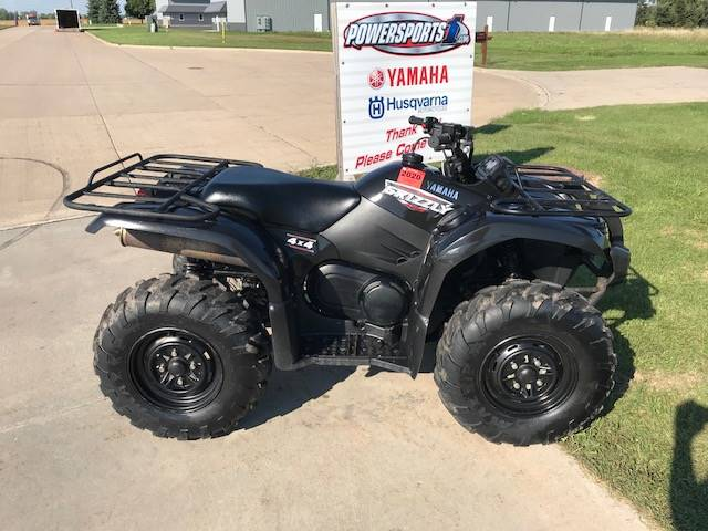 Yamaha Grizzly 450 >> Used 2009 Yamaha Grizzly 450 Auto 4x4 Irs Atvs In Appleton Wi