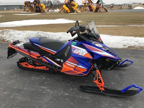 2015 Yamaha SRViper L-TX LE in Appleton, Wisconsin