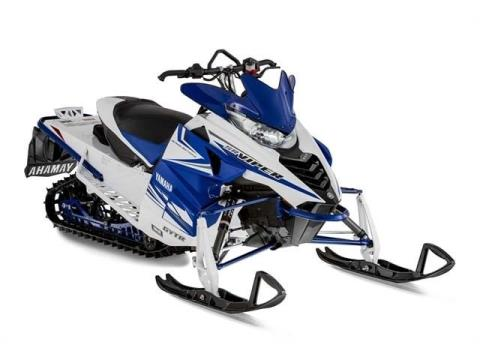 2015 Yamaha SRViper X-TX SE Turbo in Appleton, Wisconsin