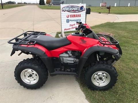2016 Honda FourTrax Rincon in Appleton, Wisconsin