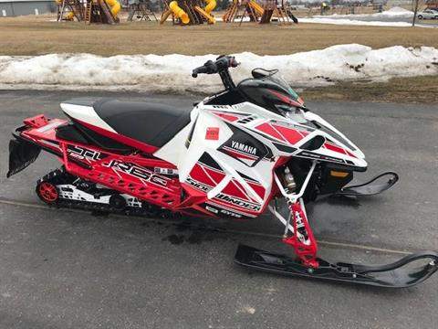 2018 Yamaha Sidewinder R-TX LE 50TH in Appleton, Wisconsin - Photo 1