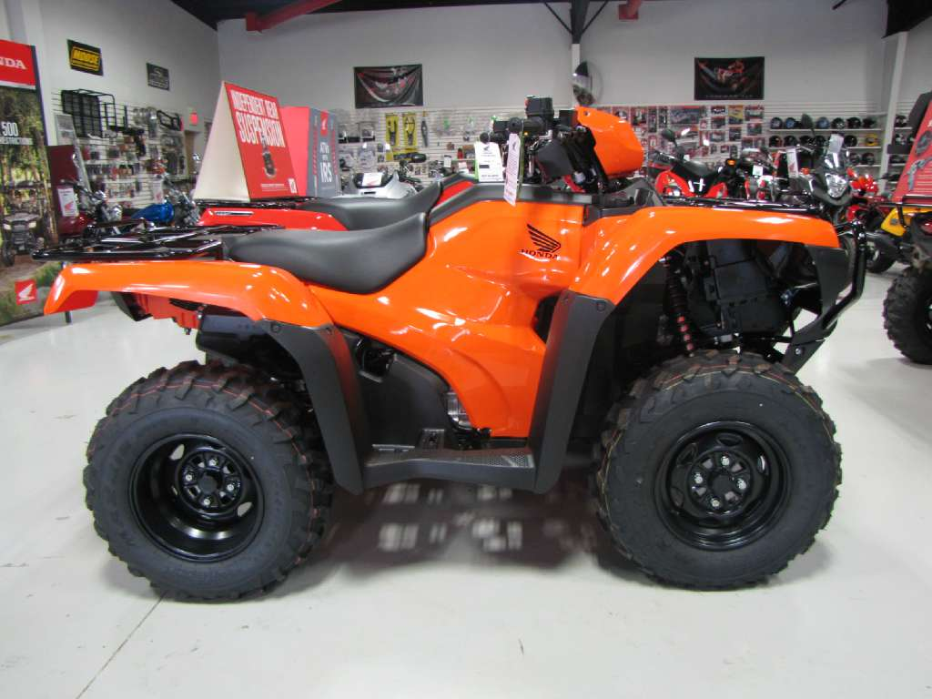 2016 Honda FourTrax Foreman 4x4 Power Steering in Ottawa, Ohio