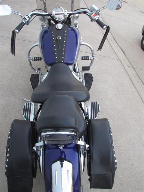 2002 Honda Shadow Aero in Ottawa, Ohio - Photo 6