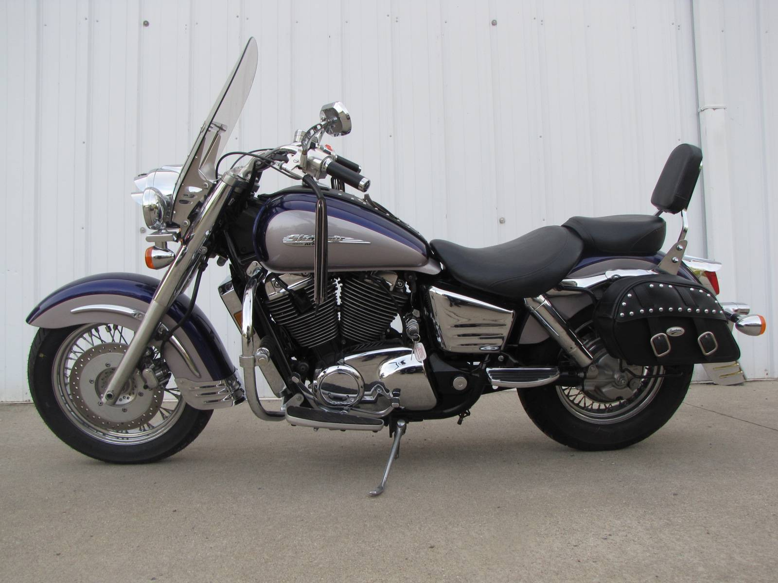 2002 Honda Shadow Aero in Ottawa, Ohio - Photo 1