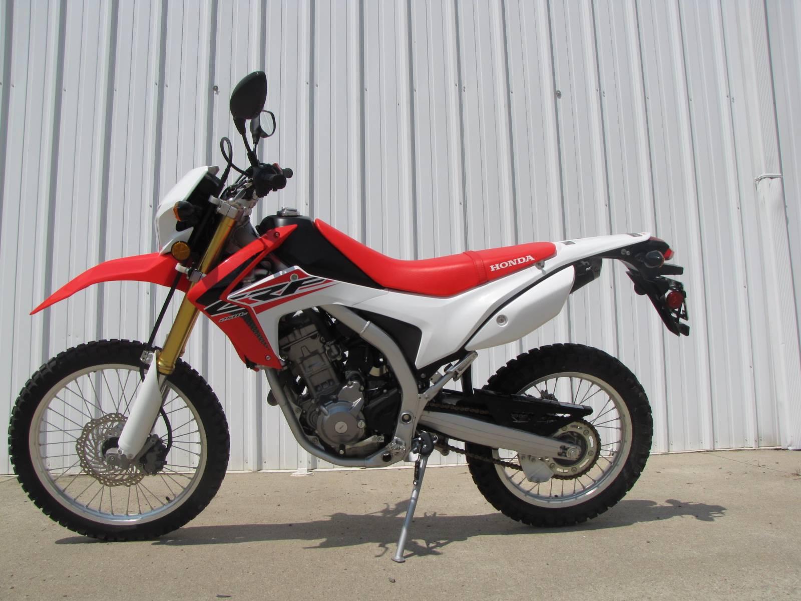 2015 CRF250L