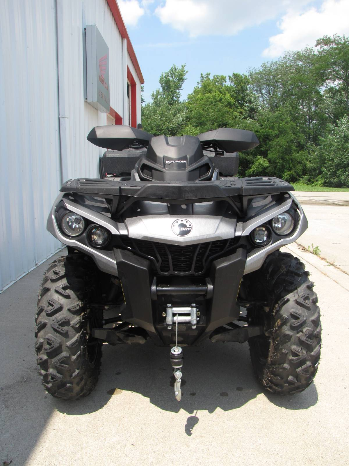2017 Can-Am Outlander MAX XT 850 in Ottawa, Ohio - Photo 3
