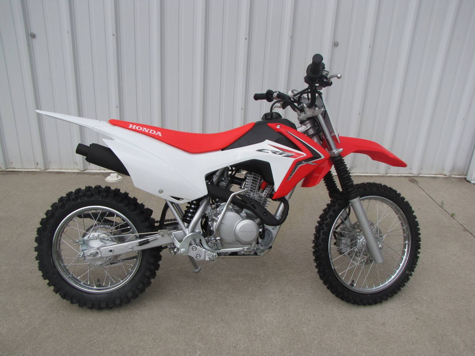 2018 Honda CRF125F in Ottawa, Ohio
