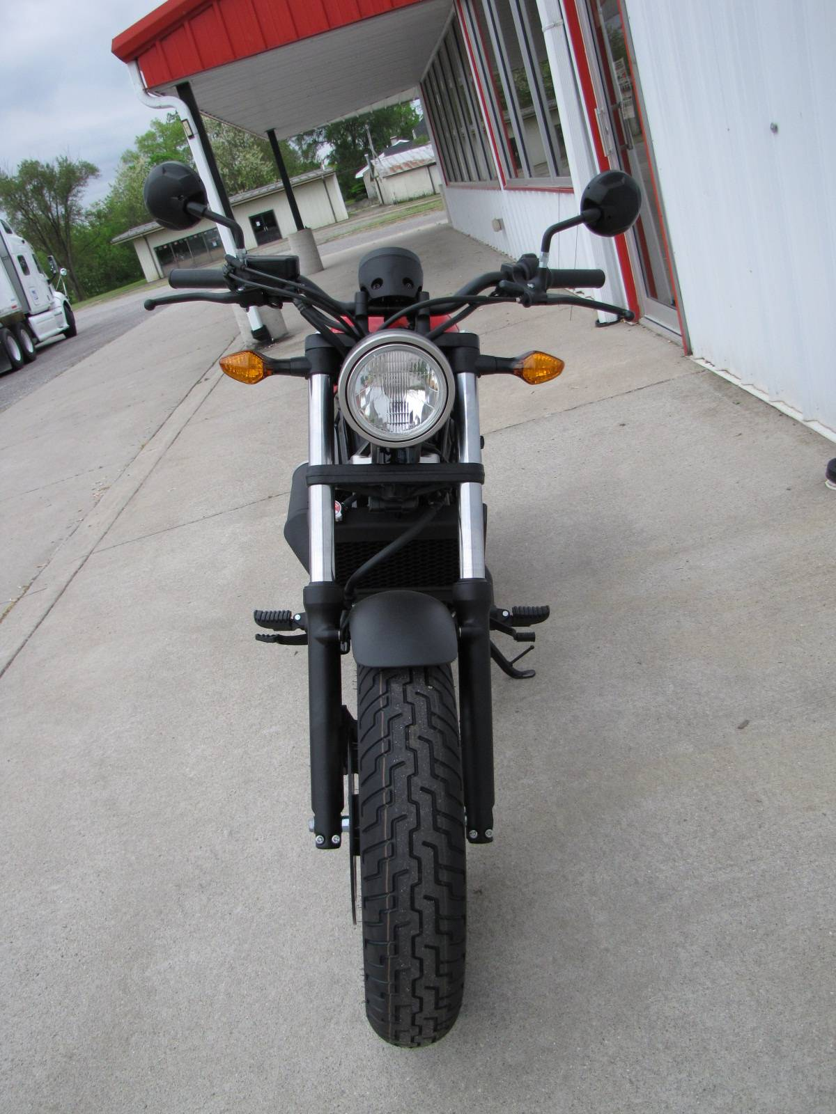 2017 Honda Rebel 300 in Ottawa, Ohio - Photo 3