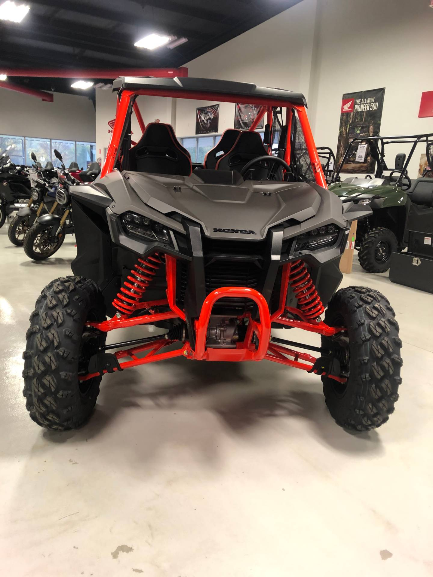 2020 Honda Talon 1000X-4 FOX Live Valve in Ottawa, Ohio - Photo 4