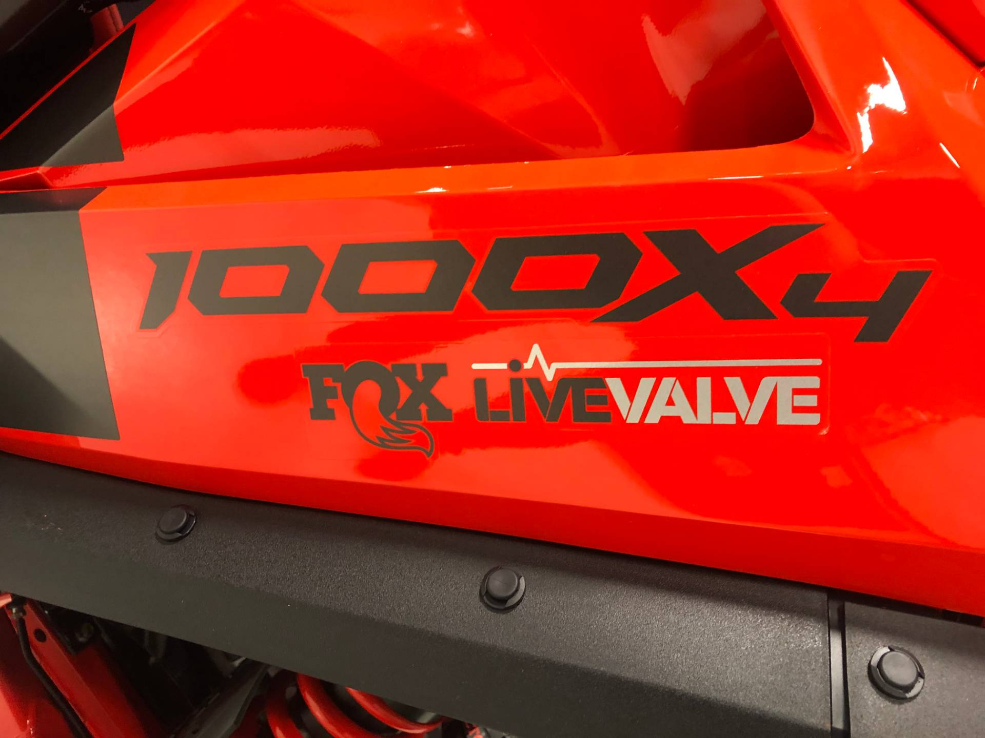 2020 Honda Talon 1000X-4 FOX Live Valve in Ottawa, Ohio - Photo 3