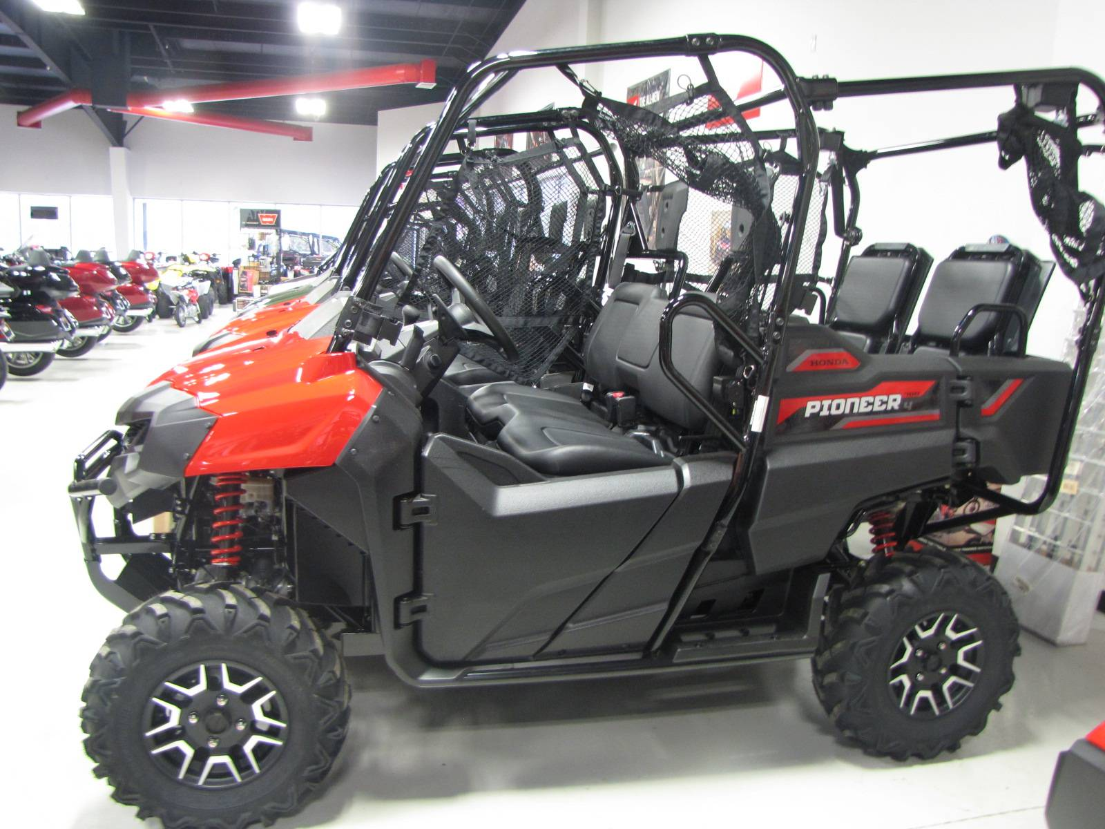 2020 Honda Pioneer 700-4 Deluxe in Ottawa, Ohio - Photo 1