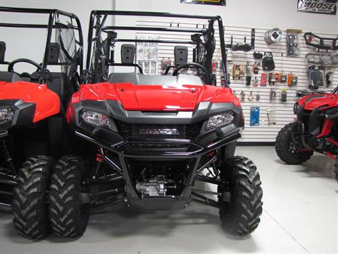 2020 Honda Pioneer 700-4 Deluxe in Ottawa, Ohio - Photo 2