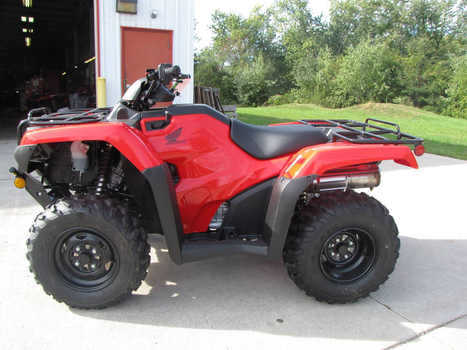 2019 Honda FourTrax Rancher 4x4 DCT EPS in Ottawa, Ohio