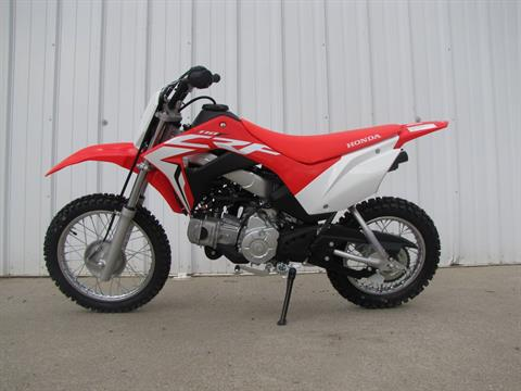 2020 Honda CRF110F in Ottawa, Ohio