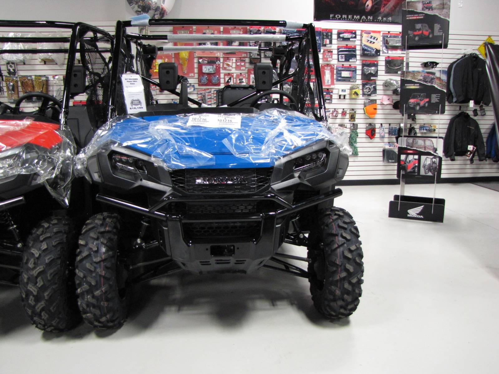 2017 Pioneer 1000-5 Deluxe