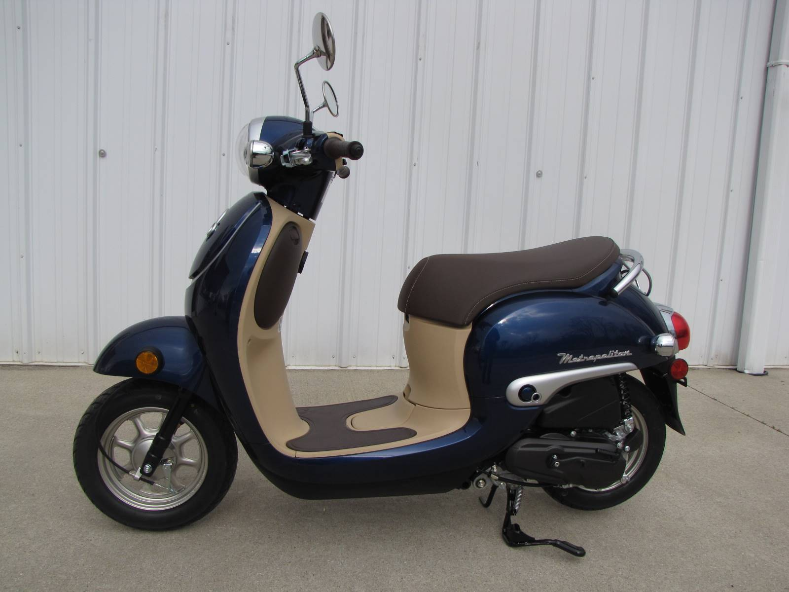New 2018 Honda Metropolitan Scooters in Ottawa, OH | Stock Number: N/A