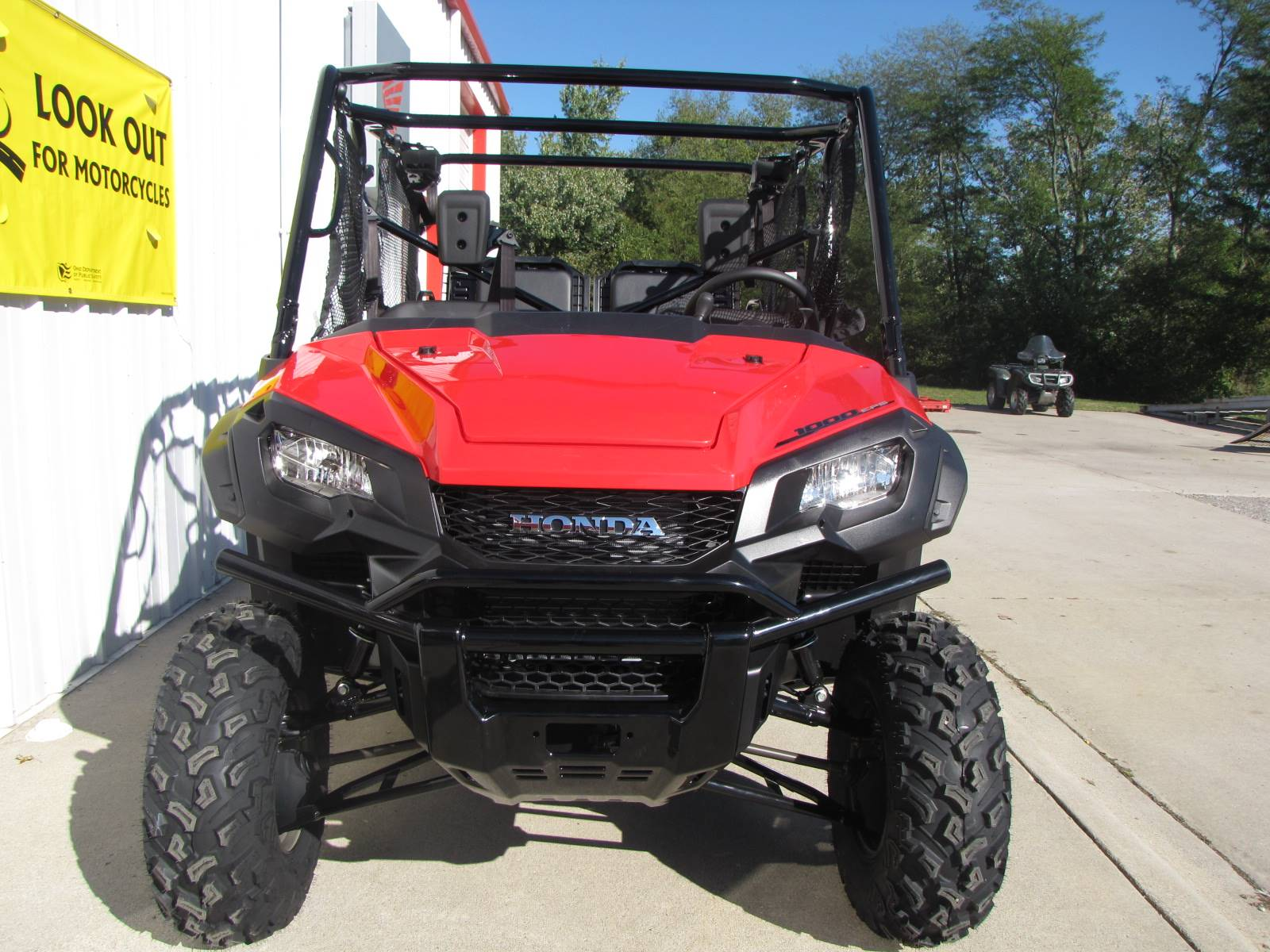 2019 Honda Pioneer 1000-5 in Ottawa, Ohio - Photo 3