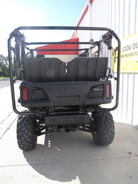 2019 Honda Pioneer 1000-5 in Ottawa, Ohio - Photo 4