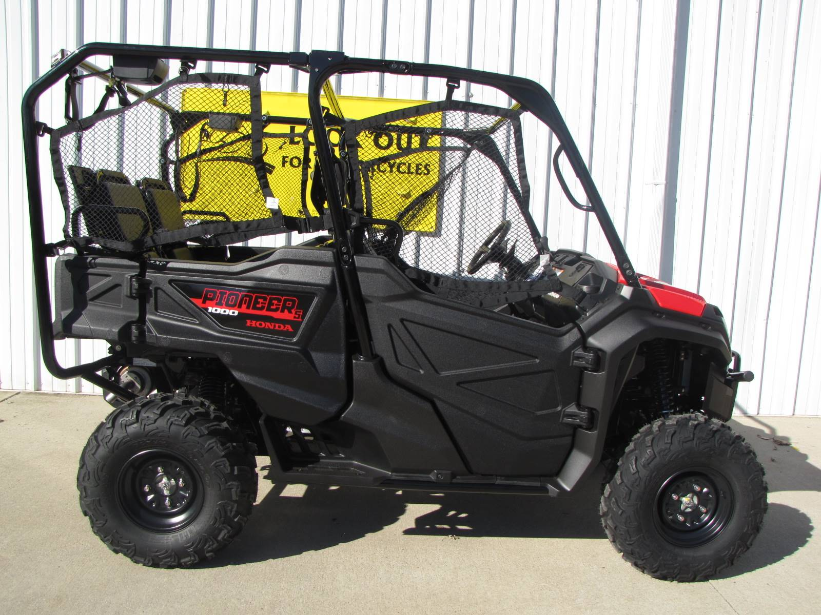 2019 Honda Pioneer 1000-5 in Ottawa, Ohio - Photo 2