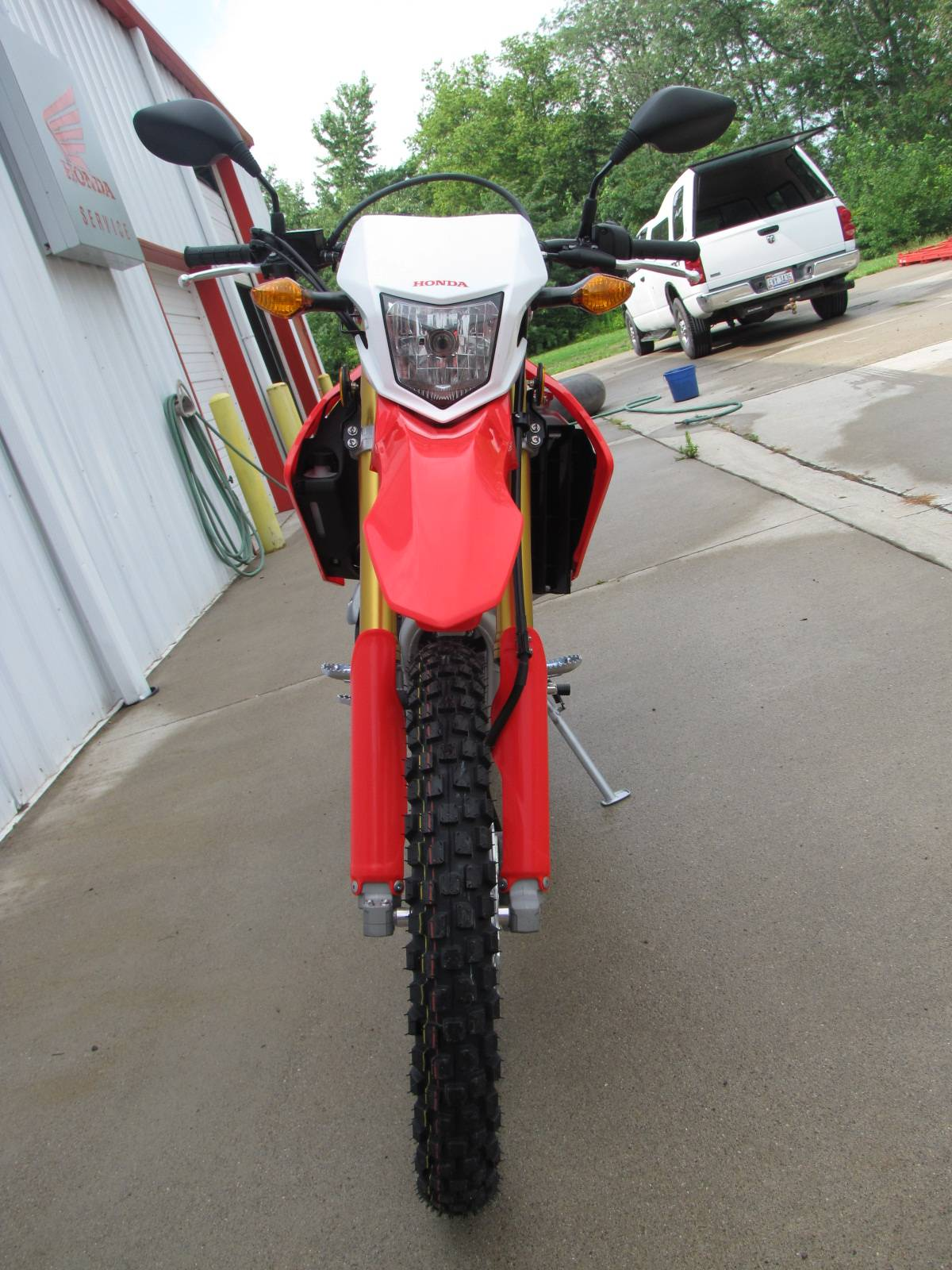 2017 Honda CRF250L in Ottawa, Ohio
