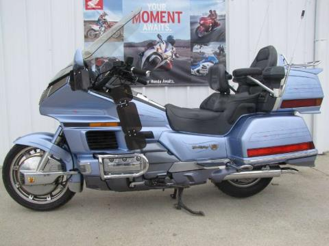 1990 Honda Gold Wing 1500 in Ottawa, Ohio