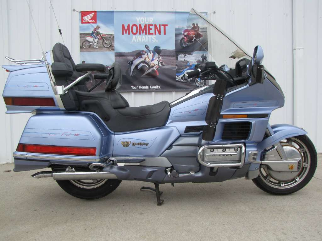 1990 Honda Gold Wing 1500 in Ottawa, Ohio - Photo 2